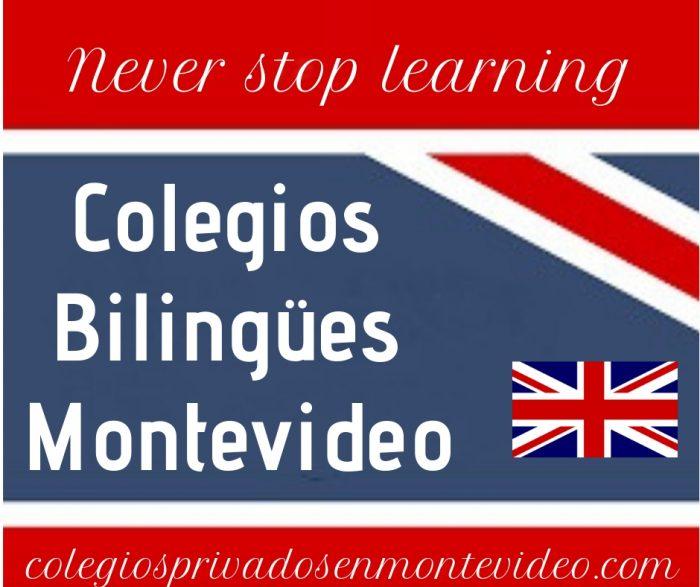 colegios bilingües montevideo